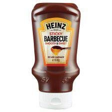 Heinz Sticky Barbecue Smooth & Sweet Sauce 500G