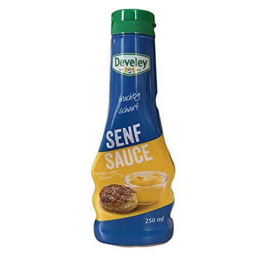 Develey Senf Sauce