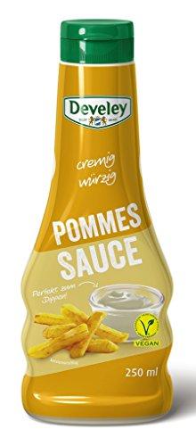 Develey – Pommes Sauce Vegan – 250ml