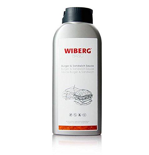 Wiberg BASIC Burger & Sandwich Sauce, vegan