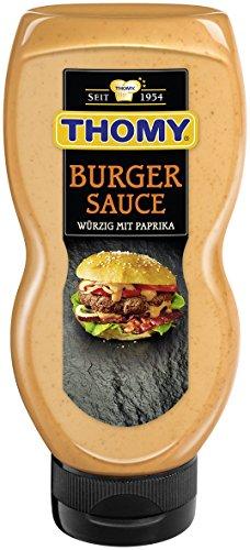 Burgersaucen