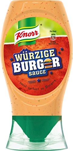 Knorr – Würzige Burger-Sauce – 250ml