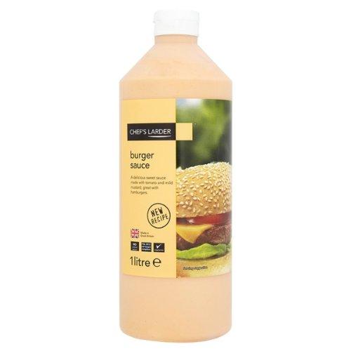 Koch Larder Burger Sauce 1 Liter