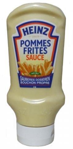 Pommes Frites Sauce 500 ml Plastikflasche